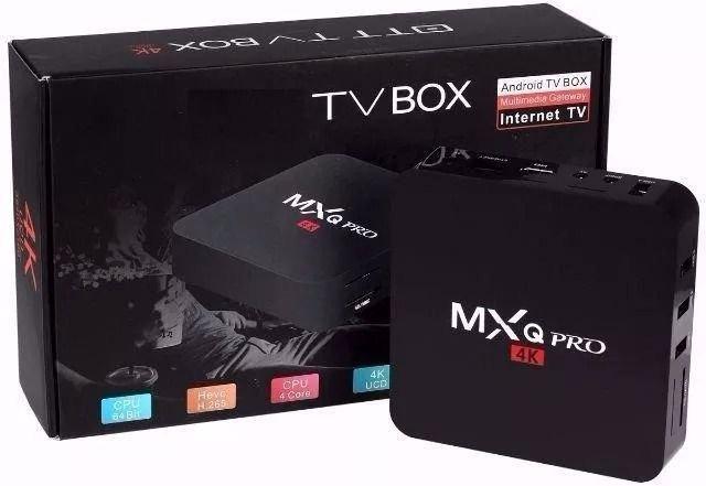 Conversor MX 4k PRO 4GB 32GB ORIGIAL