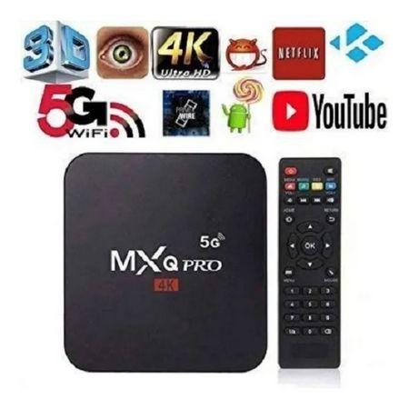 TV BOX PRO 4K 5G Android 10 Quadcore 4GB RAM / 32GB