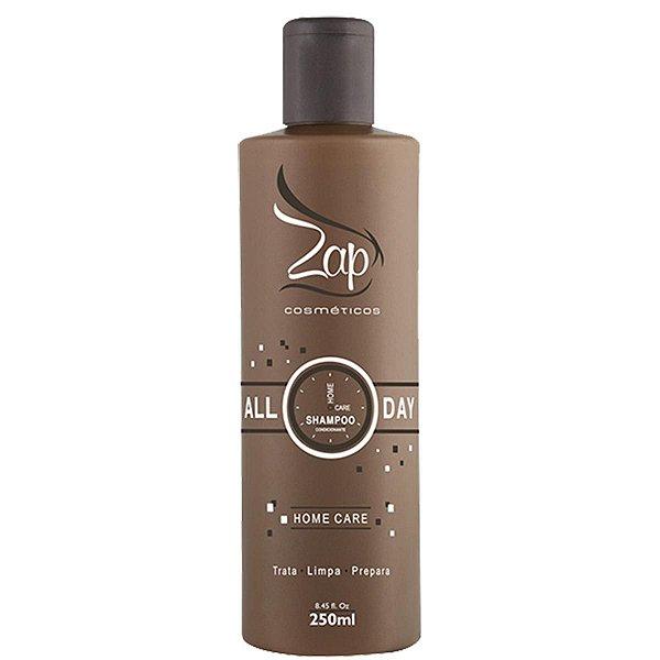 Shampoo All Day Zap Cosméticos 250ml
