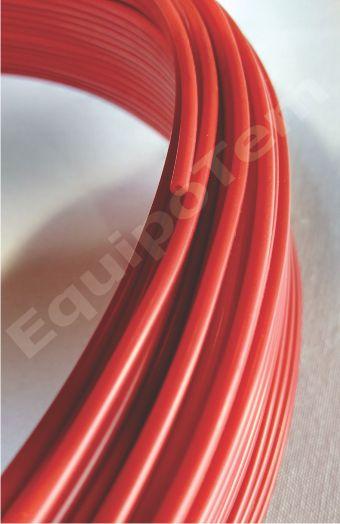 Mangueira espaguetinho - PU - 2,6x1,2 mm