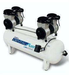 Compressor DA4000-120VF - Isento de Óleo AirZap