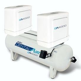 Compressores DA4000-120VFP - Isento de Óleo AirZap