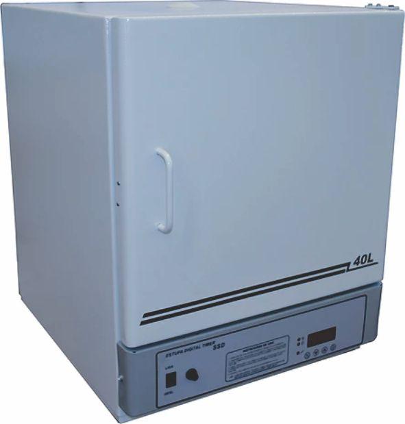Estufa Esterilização e Secagem Digital - SolidSteel