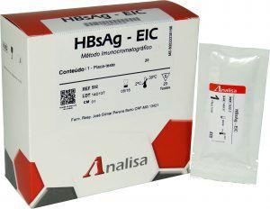 Reagente HBsAg - EIC - MHLab