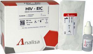Reagente HIV - EIC - MHLab