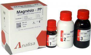Reagente MAGNÉSIO - PP - MHLab