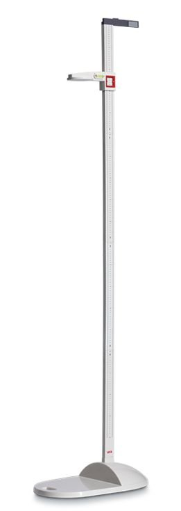 Estadiômetro móvel com nível integrado Seca 213 l - Seca