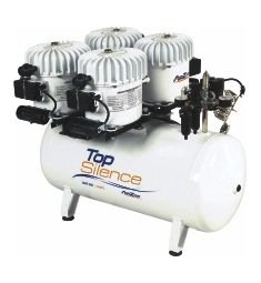 Compressor 50VF-200 - Top Silence AirZap