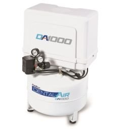 Compressor DA1000-25VFP - Isento de Óleo AirZap