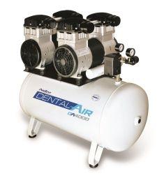 Compressor DA4000-50VF - Isento de Óleo AirZap