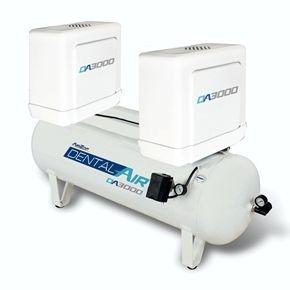 Compressor DA3000-120VFP - Isento de Óleo AirZap