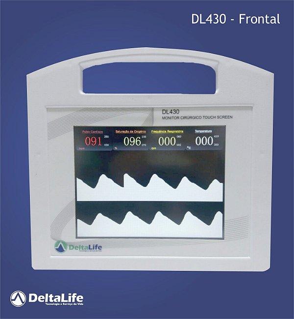 DL430 - Monitor cirúgico vet -DeltaLife
