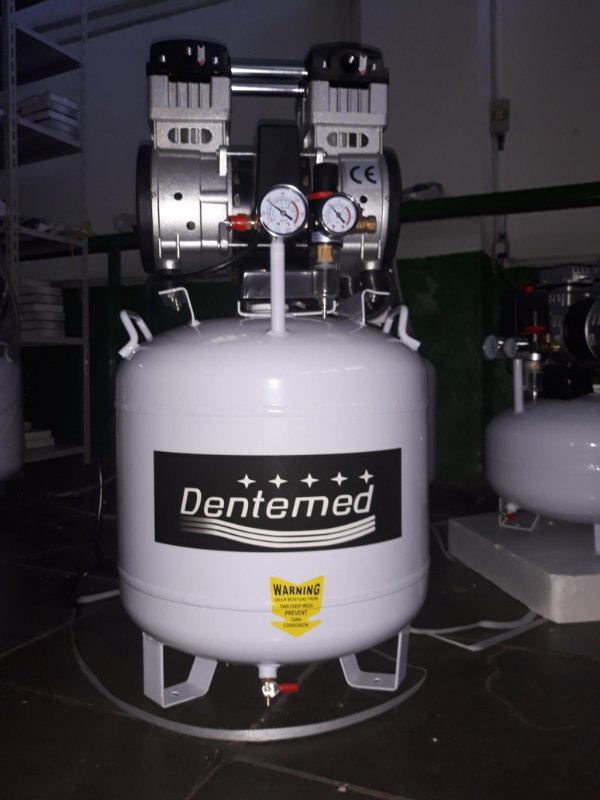 Compressor Linha Prime Air - Dentemed