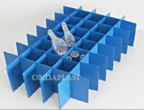 Divisória para Copos Diâmetro de 6 cm ( 40 copos)