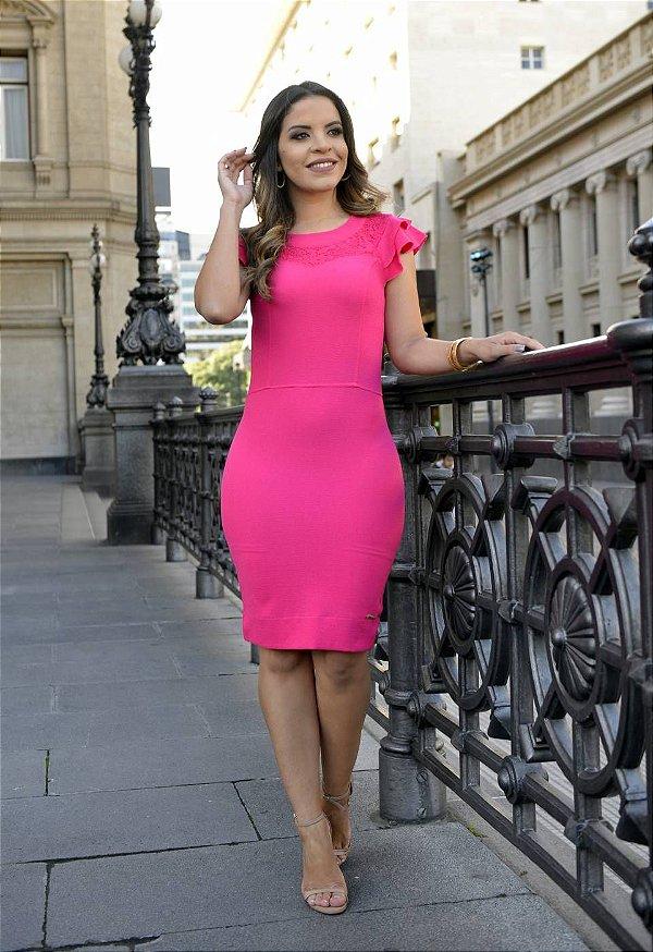 Vestido Isabela - Moda Executiva Evangélica