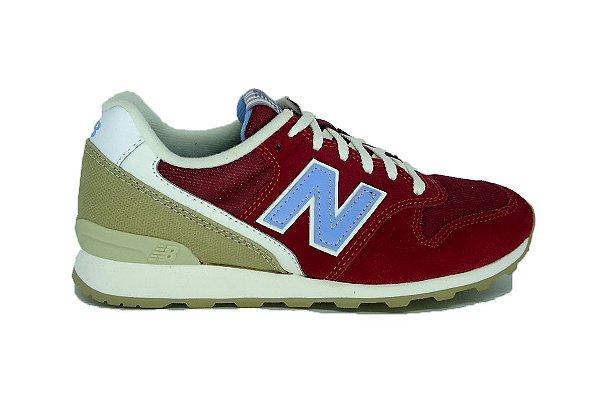 Tênis New Balance 996 Vermelho