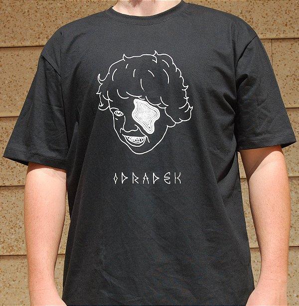 Camiseta Odradek - Rosto