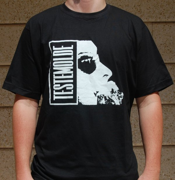 Camiseta Testemolde - Rosto