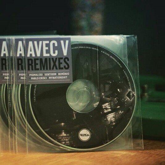 CD Avec Silenzi - AVEC V