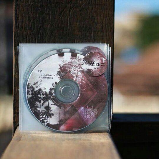CD Avec Silenzi - AVEC III e IV
