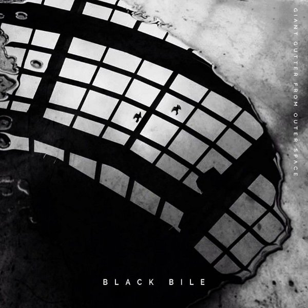 CD Giant Gutter From Outer Space - Black Bile