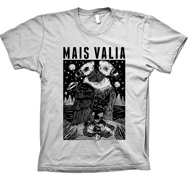 Camiseta Mais Valia - Desterro
