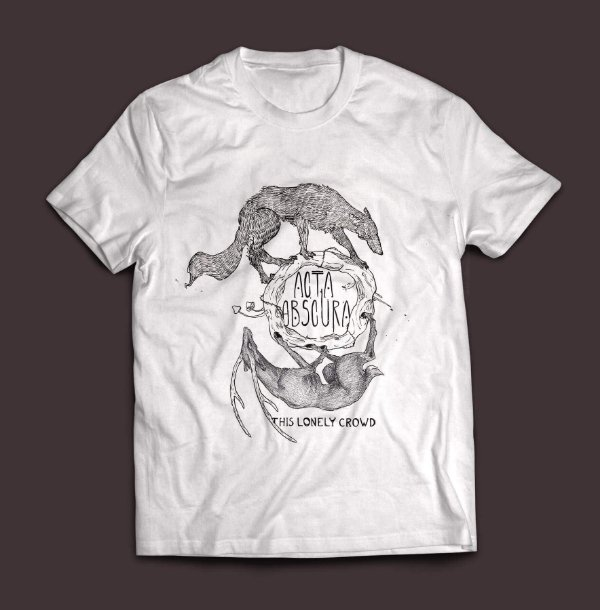 Camiseta This Lonely Crowd -  Acta Obscura II