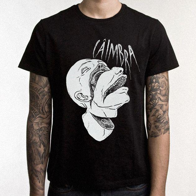 Camiseta Câimbra - Fatiado