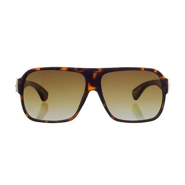 03c3e2934830b Óculos Woodlince Bamboo Dubai Tigrado HM - Woodlince Óculos de Sol