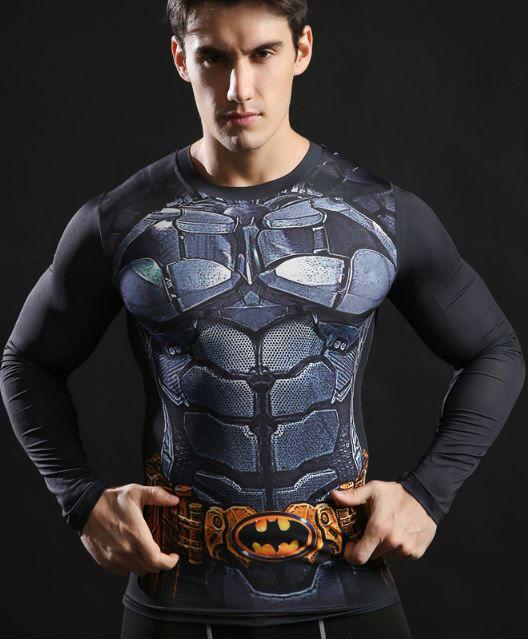 Camisa Batman O Cavaleiro das Trevas II