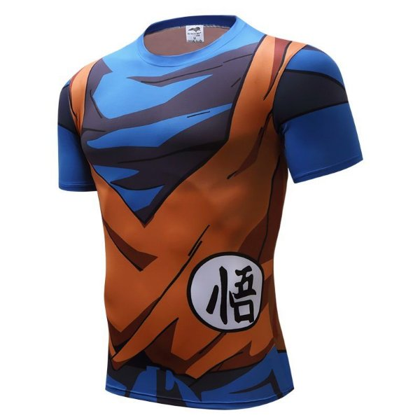 Camisa Goku - Dragon Ball Super