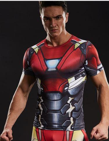 Camisa Homem De Ferro - Guerra Infinita 2018