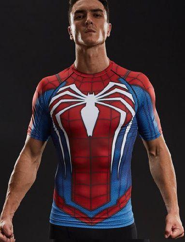 Camisa Homem Aranha - Game 2018