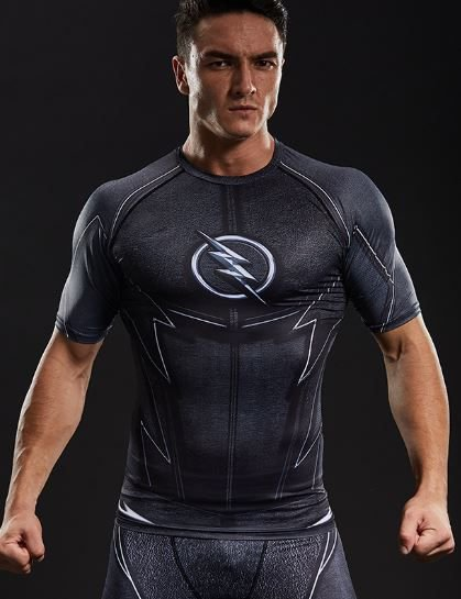 Camisa Zoom - Série Flash