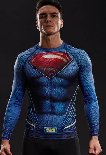 Camisa Superman Clássico - Modelo IIII