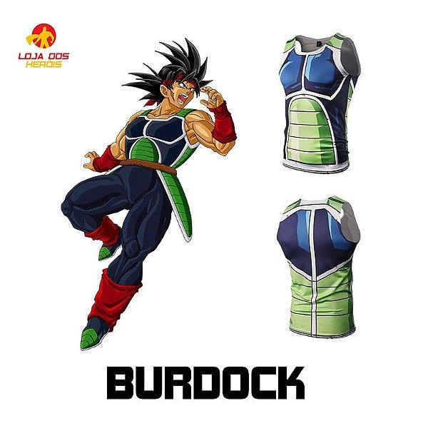 Camisa Bardock - Dragon Ball