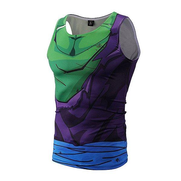 Camisa Piccolo - Batalha - Dragon Ball Z