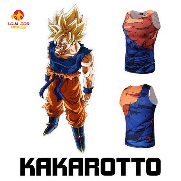 Camisa Goku - Batalha - Dragon Ball Z