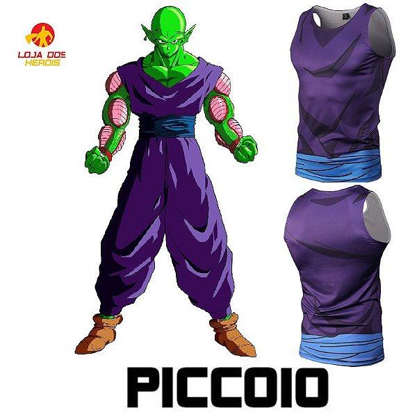 Camisa Piccolo - Dragon Ball Super