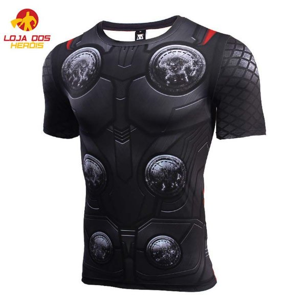 Camisa Thor - Guerra Infinita