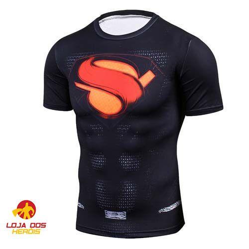 Camisa Superman Edição Especial