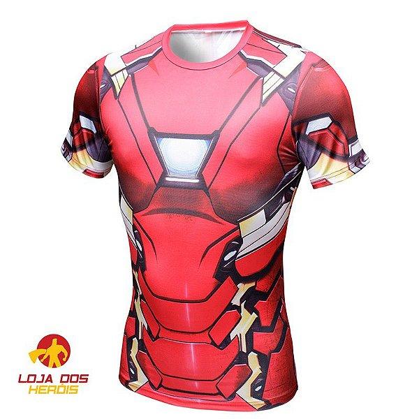 Camisa Homem De Ferro - Filme
