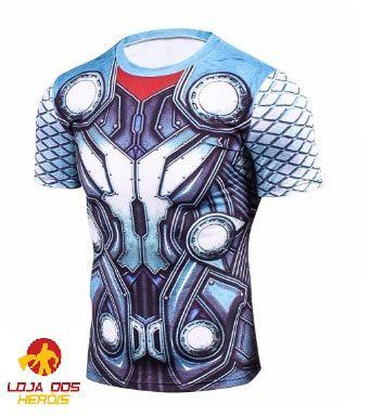 Camisa Thor - O Mundo Sombrio