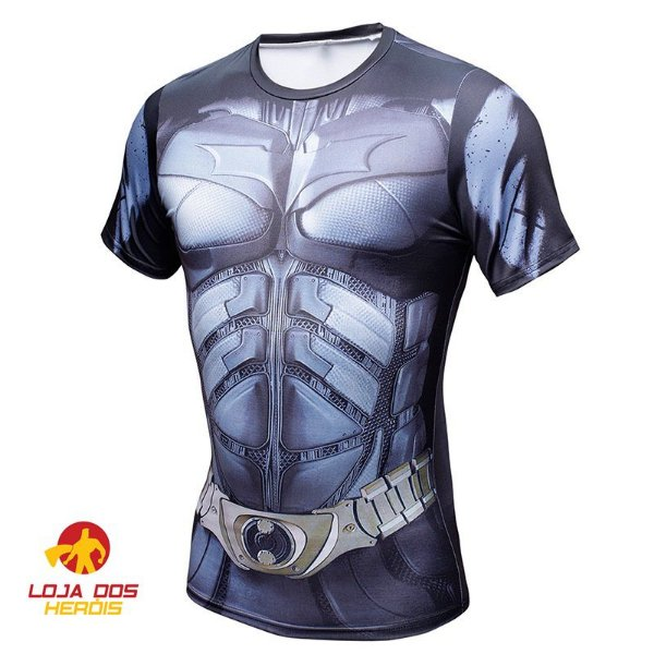 Camisa Batman - Arkham Knight