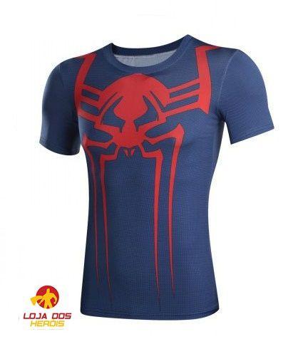 Camisa Homem Aranha - 2099