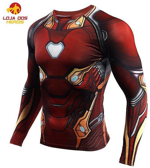 Modelo Homem De Ferro - Guerra Infinita