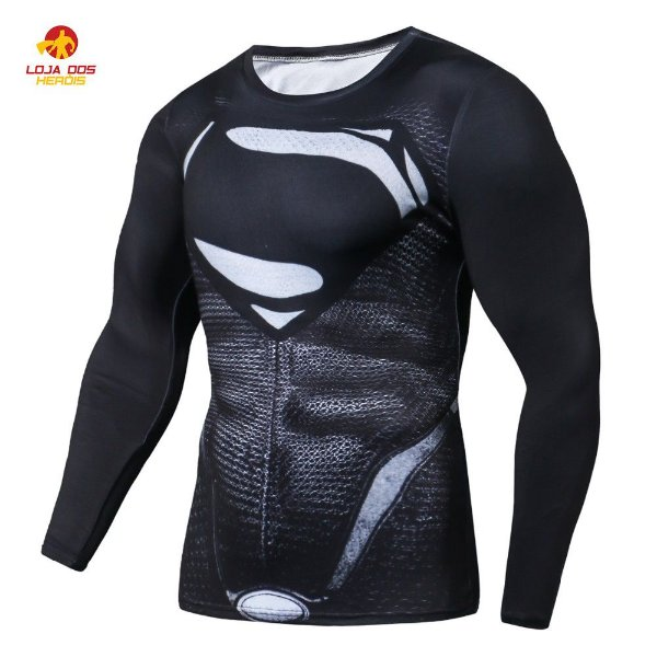 Modelo Superman - Black Suit -Filme o Retorno do Superman 2019