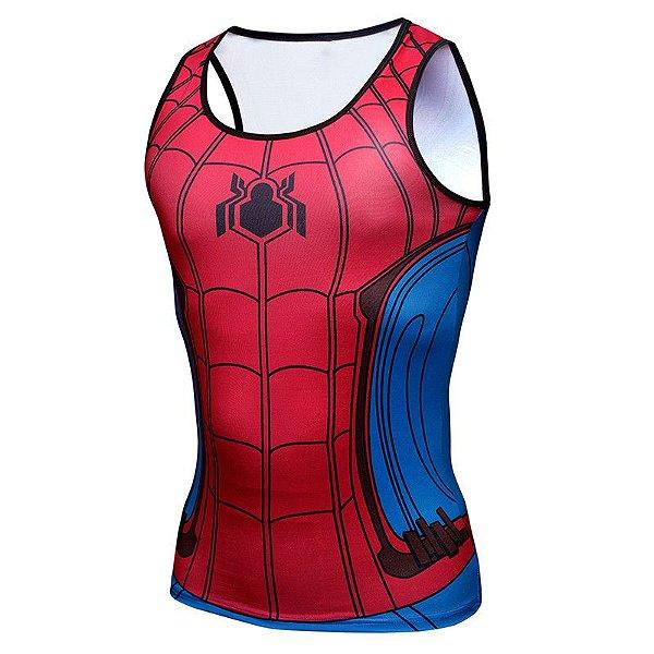Regata Homem Aranha - De Volta Ao Lar