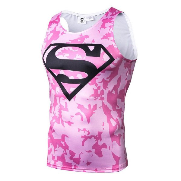 Regata Superman Pink