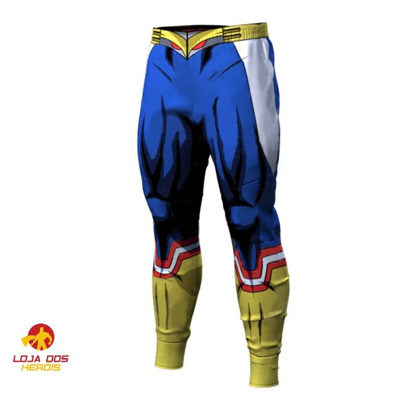 Calça All Might - My Hero Academia